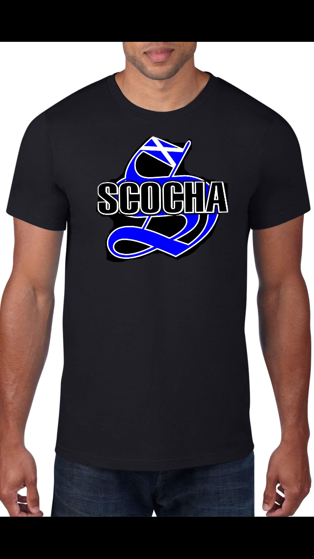 Scocha Thistle T Shirt