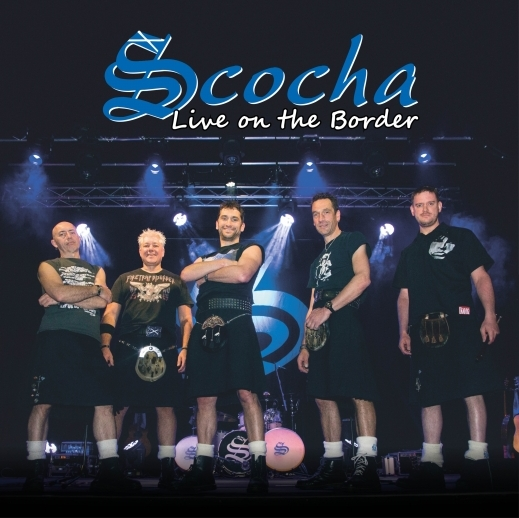 Live on the Border CD