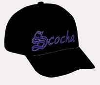 Scocha Baseball Hat